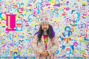 Такаші Муракамі повністю розмалював музей Гонконгу