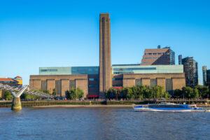 Тate Modern став найпопулярнішим музеєм Великобританії