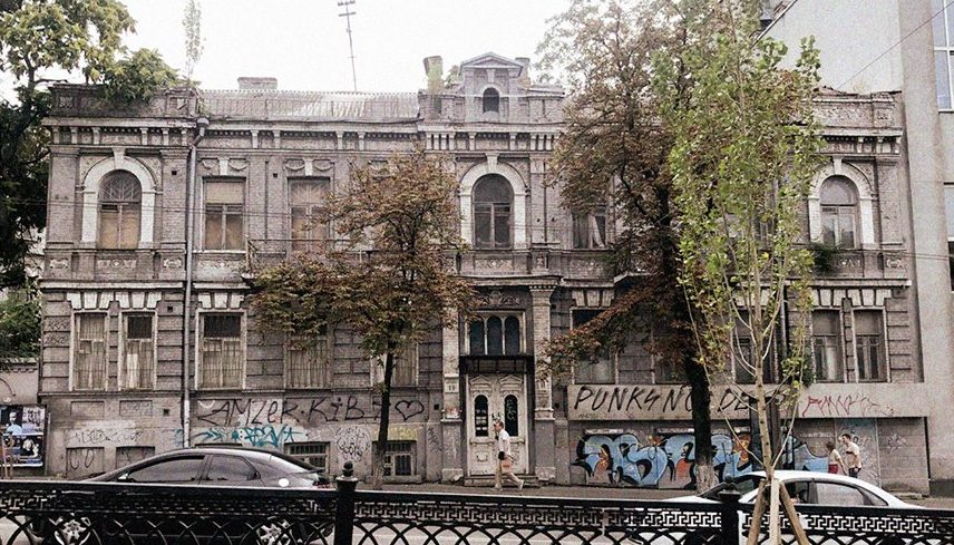 У Києві «оцифрують» фасади історичних будинків для реставрації
