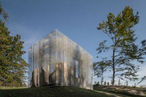 Едоардо Тресолді перетворив парк на музей просто неба
