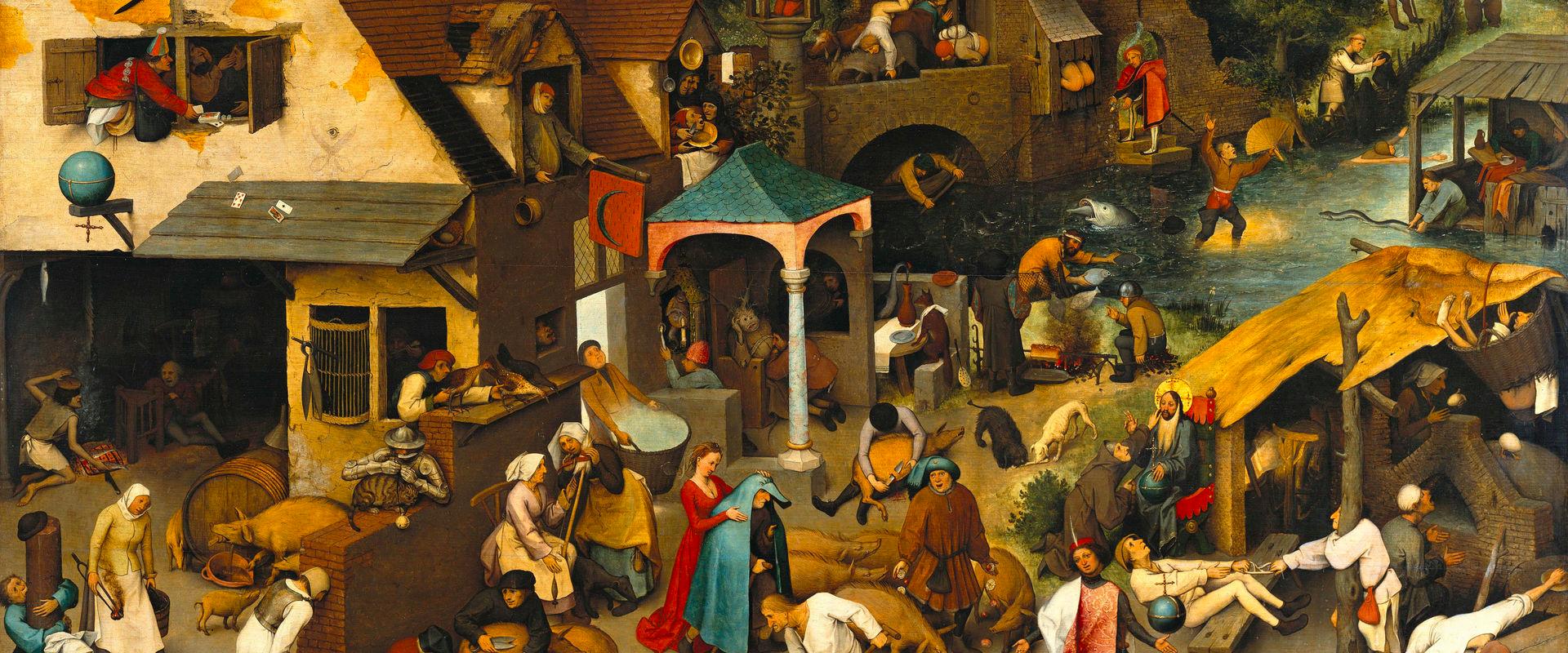 Віденський музей створив онлайн-музей Пітера Брейгеля