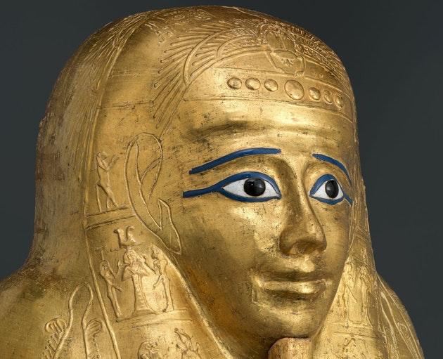 Музей Метрополітен повернув викрадений саркофаг Єгипту