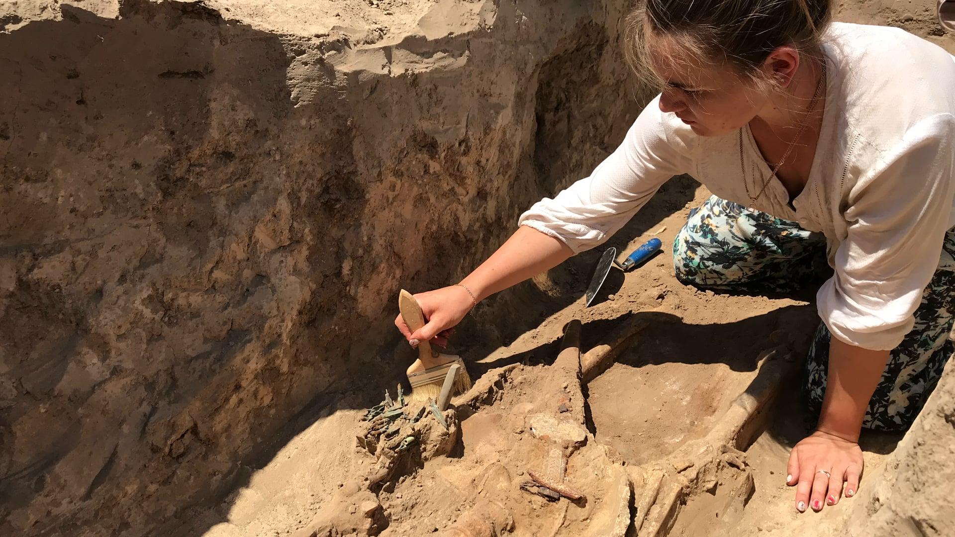 Археологи знайшли поховання віком близько 2,5 тисячі років