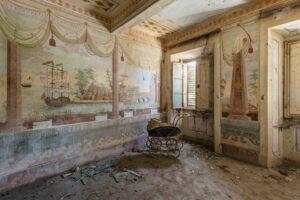 Фрески закинутих помість Європи у 10 світлинах
