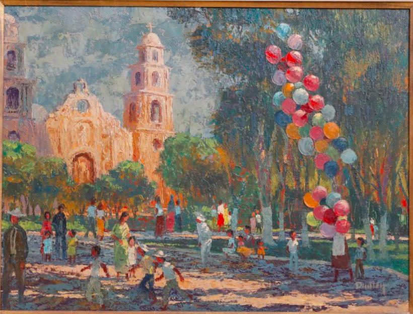 У Лос-Анджелесі викрадені картини шукають через Інтернет
