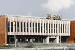 Кінотеатр «Братислава» відремонтують