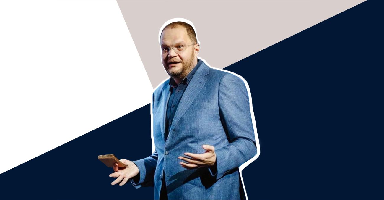 Що потрібно знати про нового міністра культури Володимира Бородянського