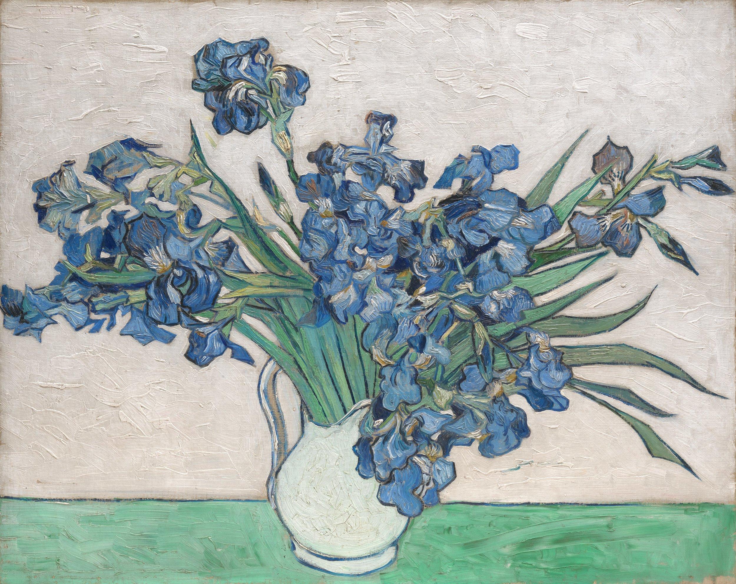 Роботи Ван Гога стали найпопулярнішими на сайтах музеїв Метрополітен та Ґетті