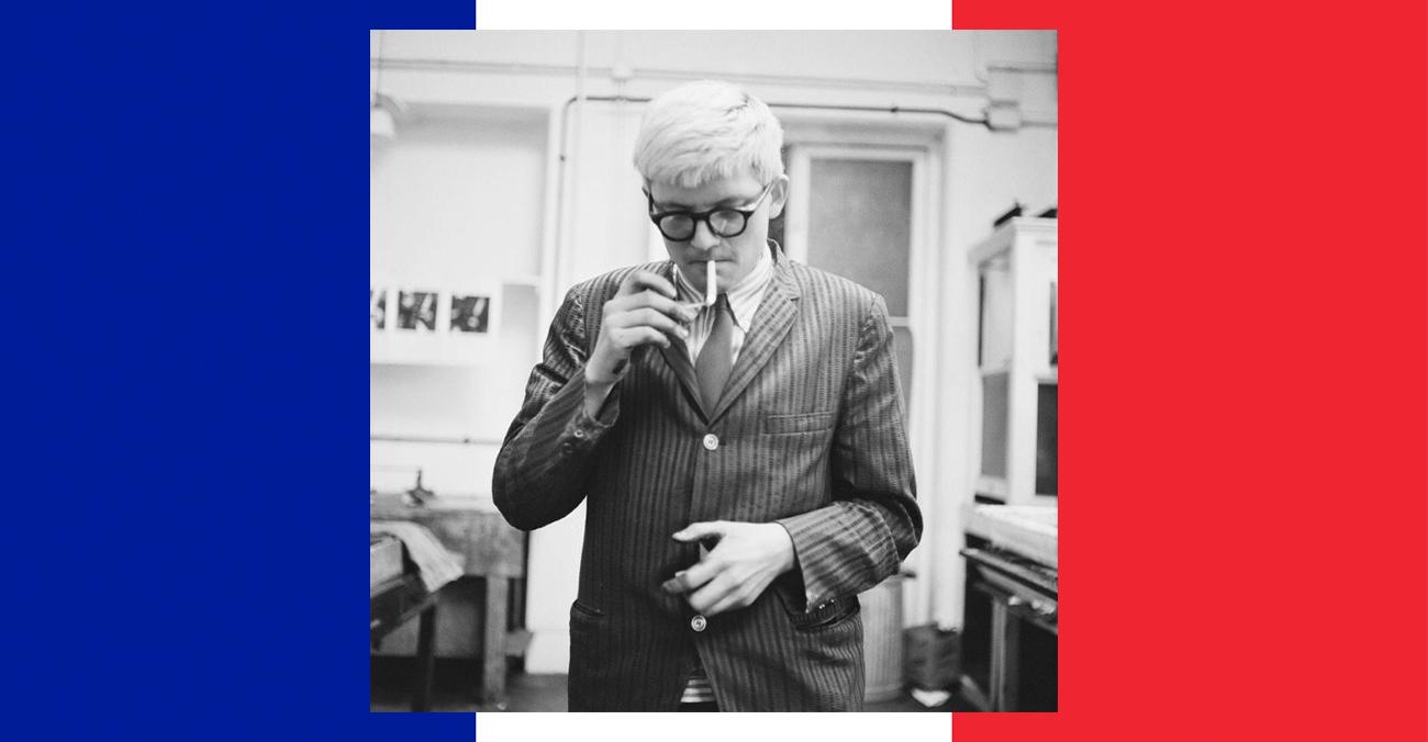 Девід Хокні переїде до Франції, щоб курити в ресторанах