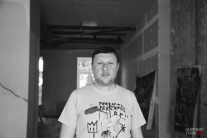 Костянтин Дорошенко приєднається до «Дослідницької платформи» PinchukArtCentre