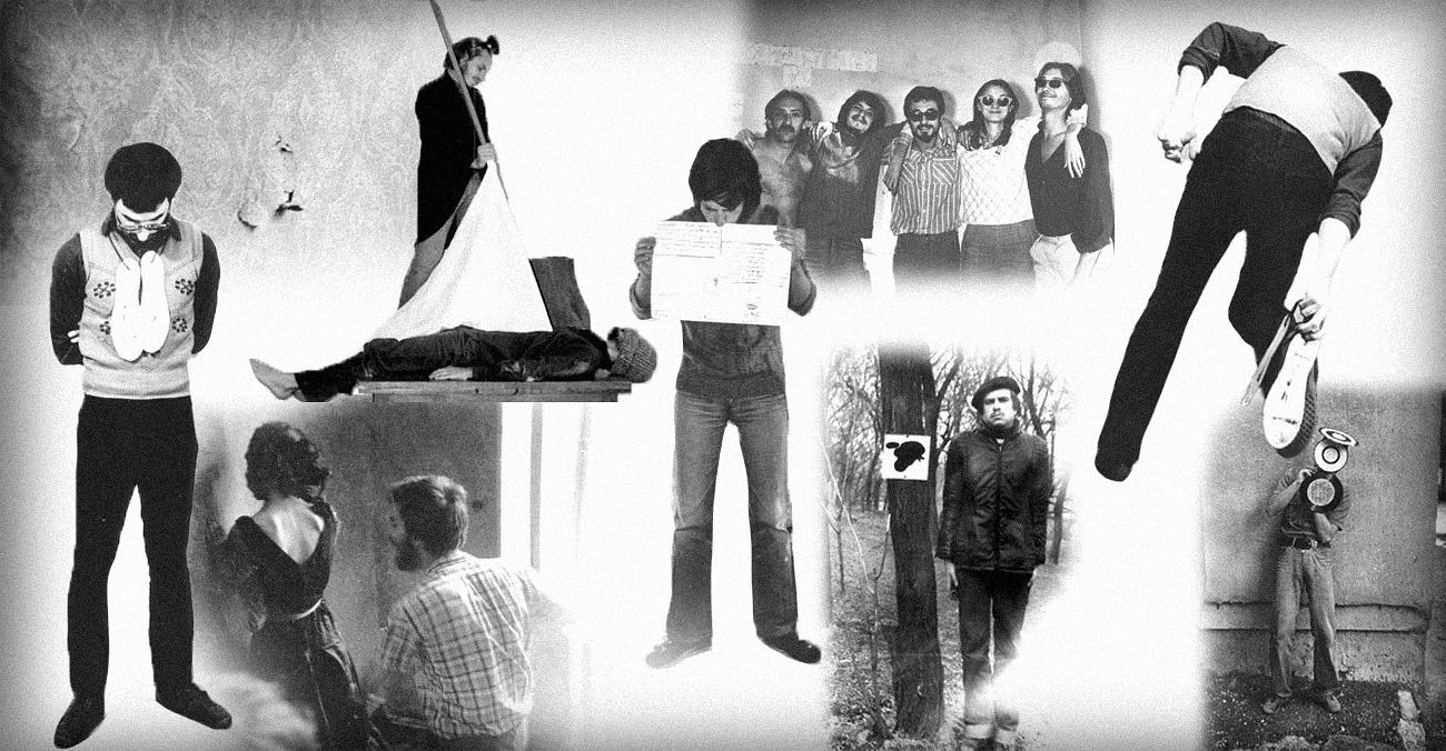 Лекція Юрія Лейдермана: що потрібно знати про перформанс в Одесі в 1980-х