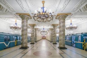 Радянський метрополітен у 12 світлинах
