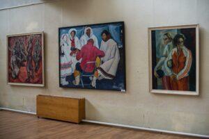 У Кмитівському музеї відкриється виставка «Сьогодні ми будемо винаходити нації»