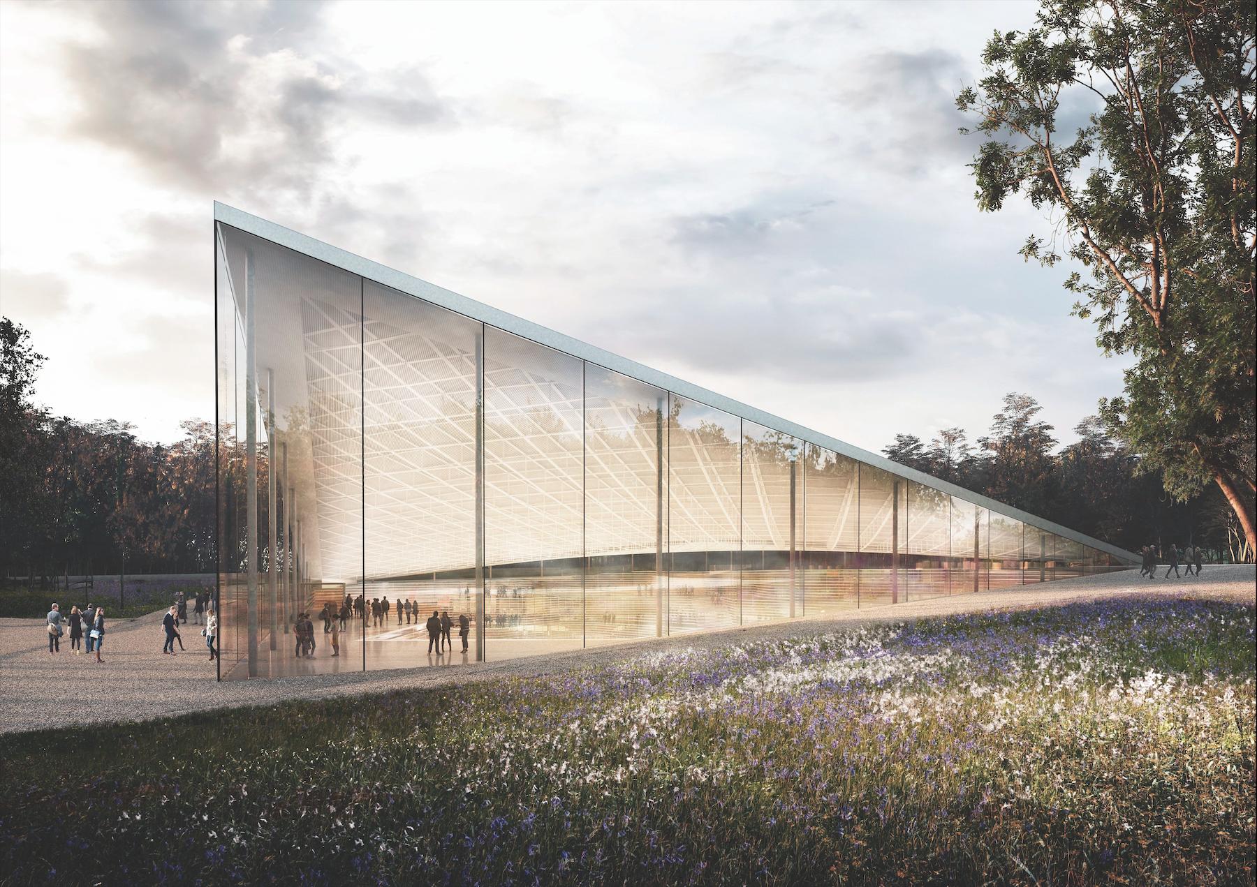 Обрали переможця архітектурного конкурсу для Меморіального центру голокосту «Бабин Яр»