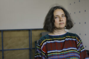 Глюкля: «В Украине люди живут искусством не думая о том, что они за него получат»