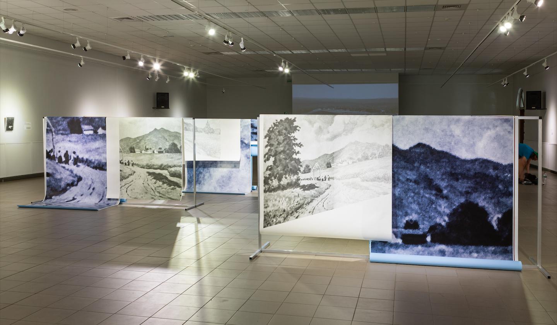 Природа і краєвид на виставці «Власний мотив»