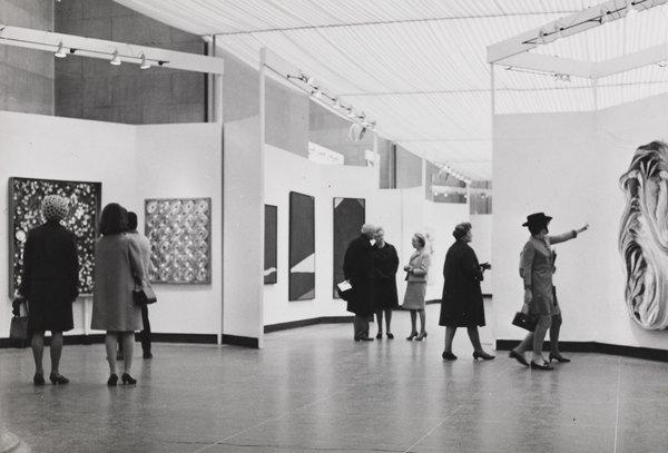 Tate оприлюднив дослідження американського модерністського мистецтва