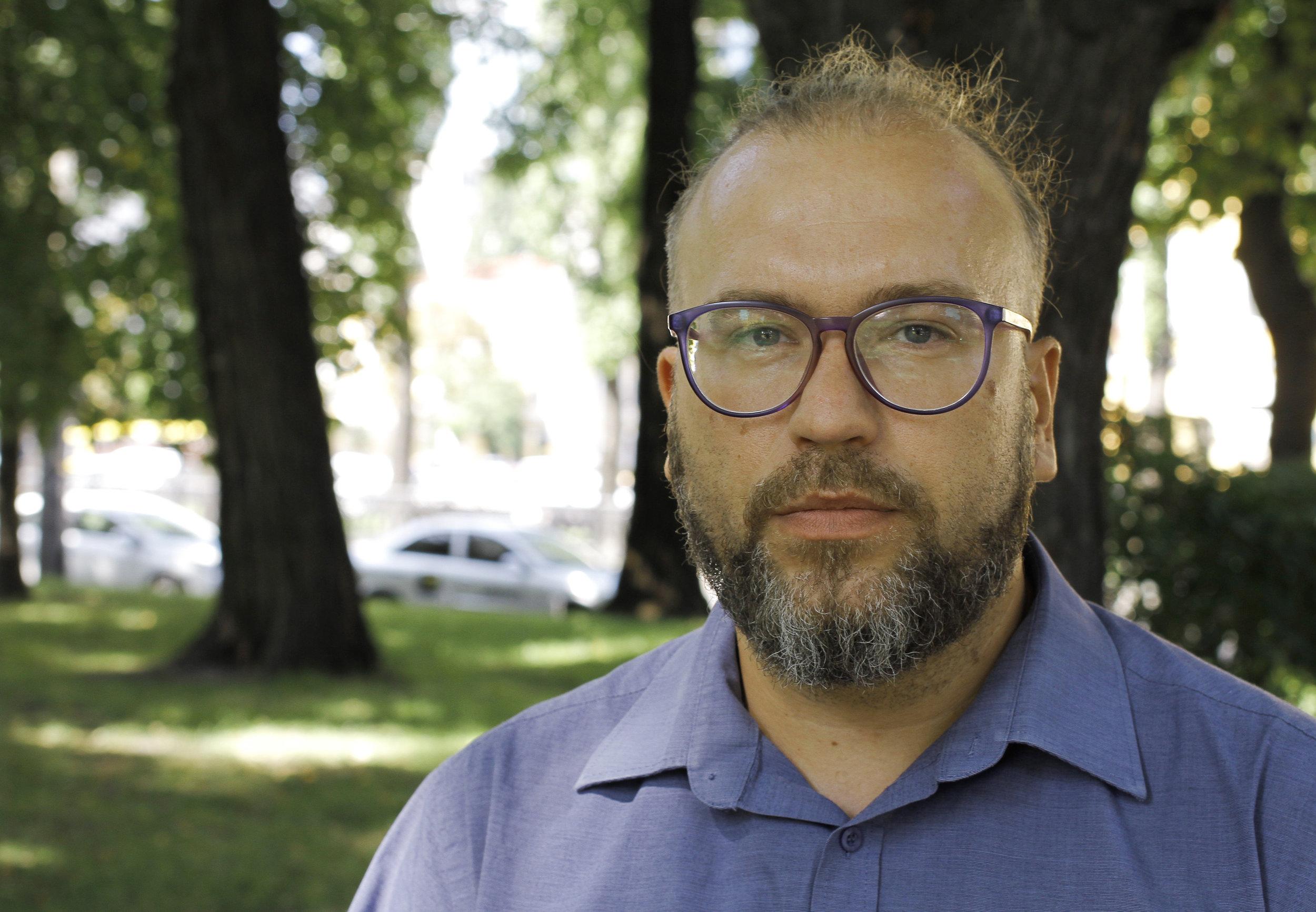 Роман Мінін про штучний інтелект, арт-ринок та Донбас