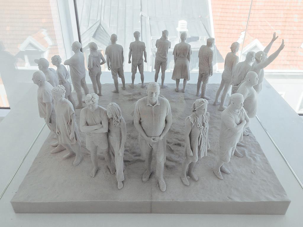 Меценат Андрій Любалін подарував скульптуру «Було» Національному музею Чорногорії