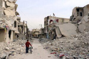 87 сирійських режисерів виступили проти зйомок у зруйнованих містах