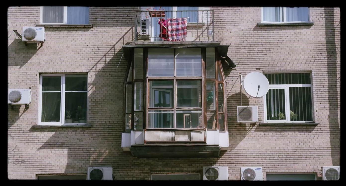 В Україні зняли документальний фільм про балкони