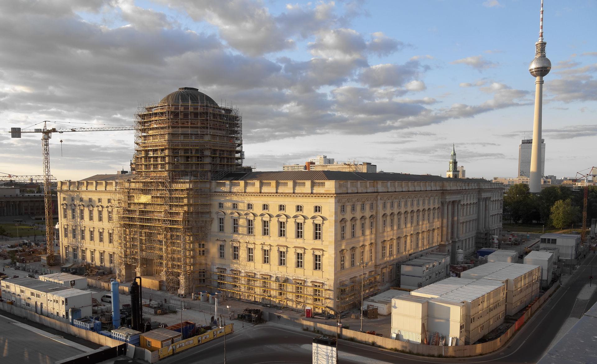 Влада Берліна посилила охорону 18-ти туристичних об'єктів