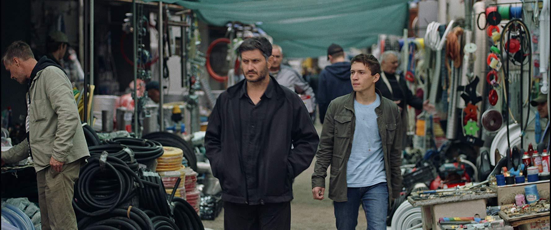 Фільм «Додому» отримав три премії українських кінокритиків