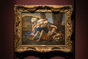 Виставка Берніні та Караваджо у 12 світлинах