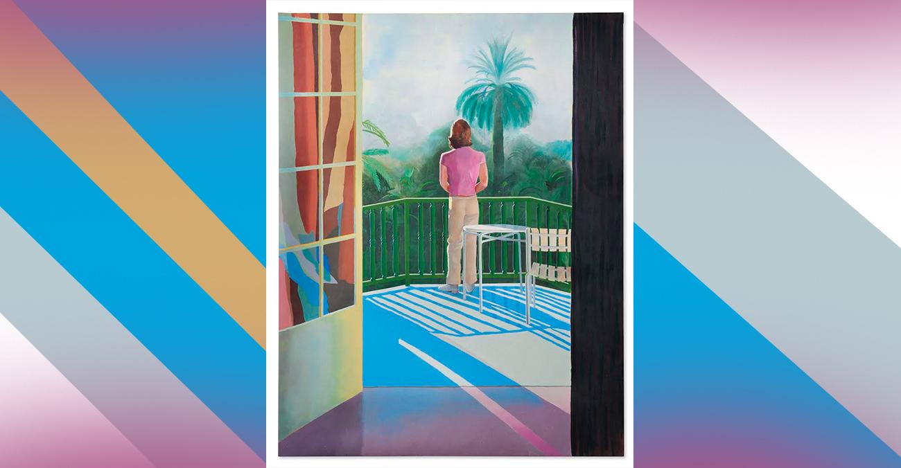 Картину Девіда Хокні можуть продати за 45 мільйонів доларів