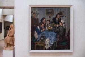 Кмитівський музей зібрав кошти на реставрацію колекції живопису