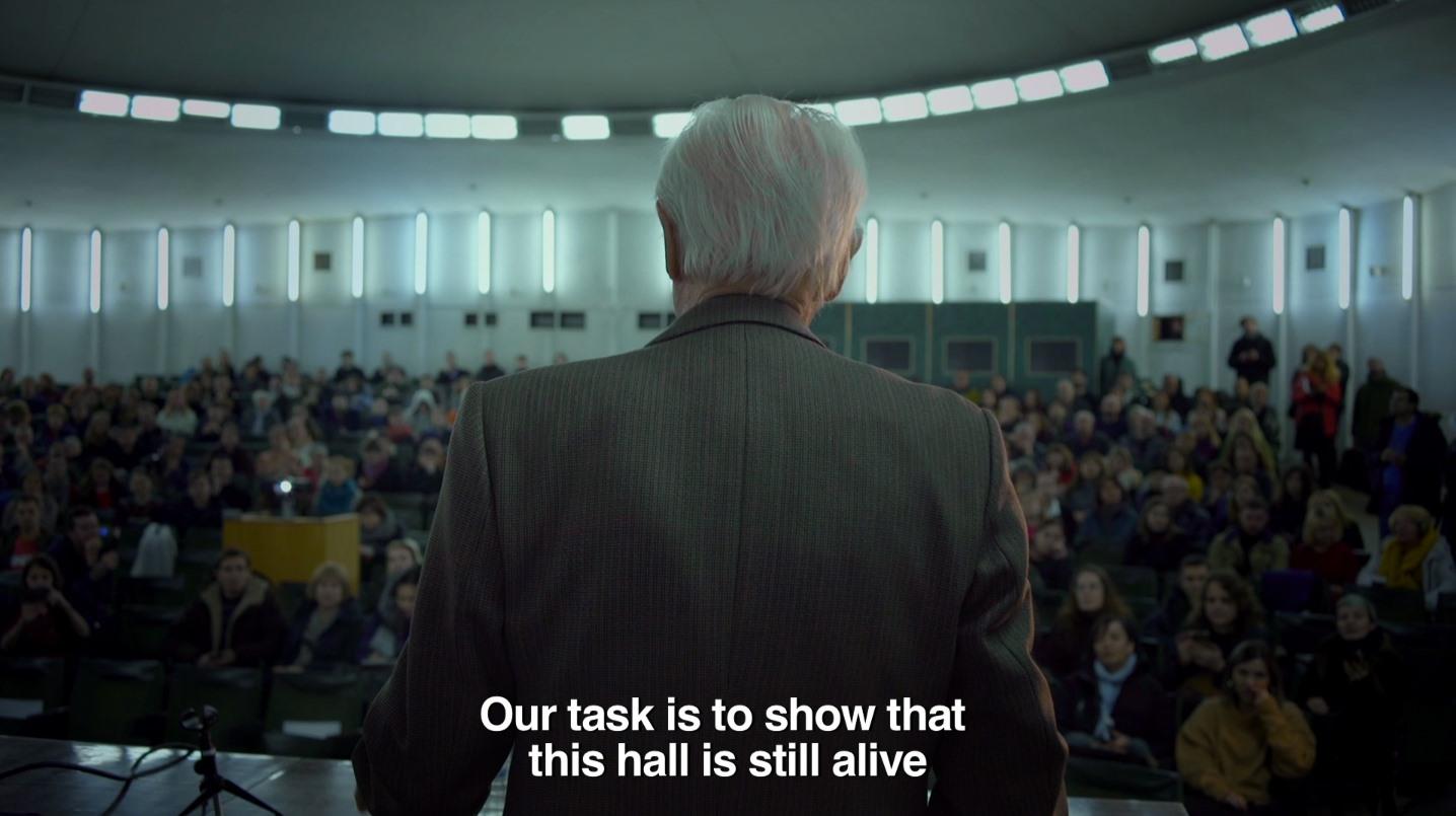 Фільм «Колір фасаду: синій» отримав приз глядацьких симпатій