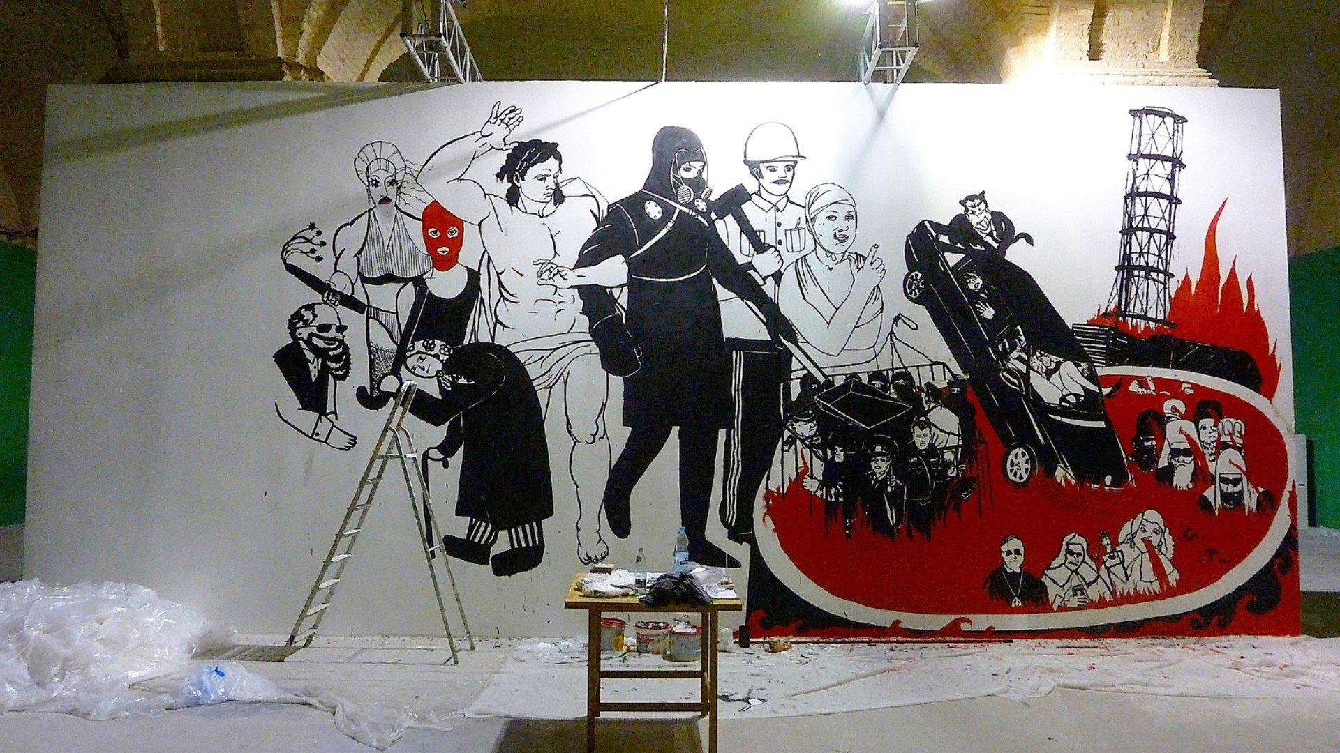 Поновили розгляд справи художника Володимира Кузнецова про цензуру