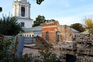 КМДА заспокоїли: будинок-пам'ятку на Подолі не зруйнують