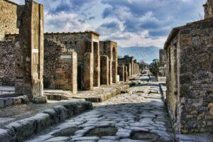 У Помпеях знайшли фреску бою гладіаторів