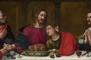 У Флоренції виставили картину «Таємна вечеря»