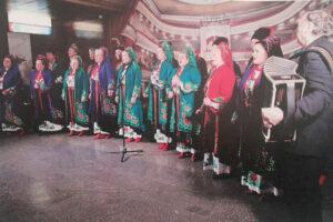 Хор метрополітену виступить на прем'єрі фільму Надії Парфан