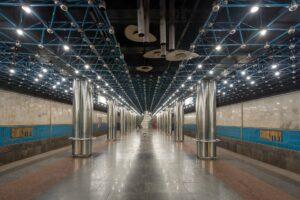 The Guardian написали про українське метро