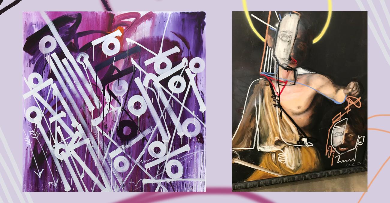 Художник закрив власну виставку в нью-йоркській галереї