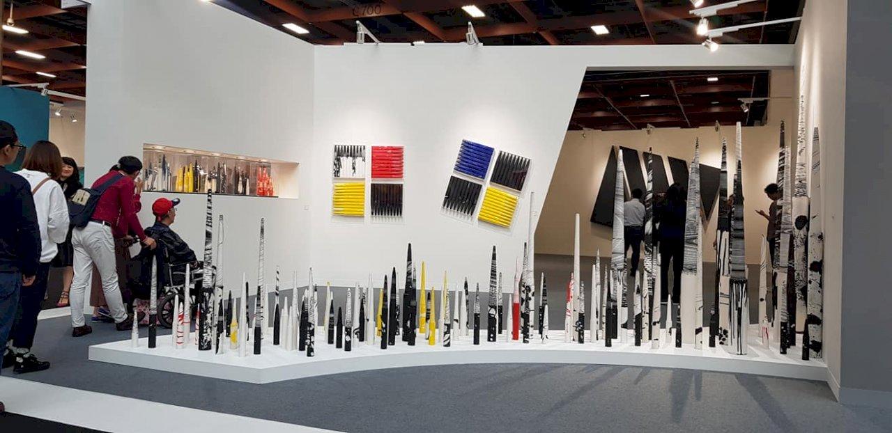 Пекін обмежив дозвіл художникам на участь у Art Taipei