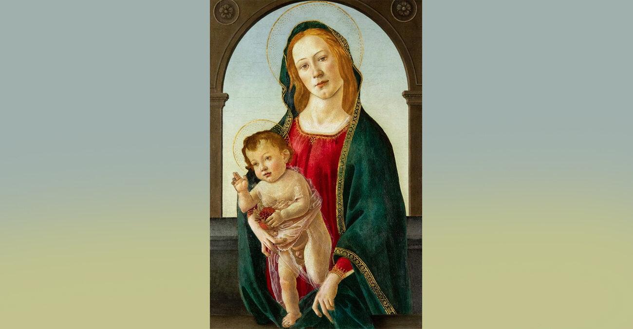 В Уельсі знайшли картину Боттічеллі