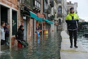 Повінь завдала Венеції збитків на суму 1 мільярд євро