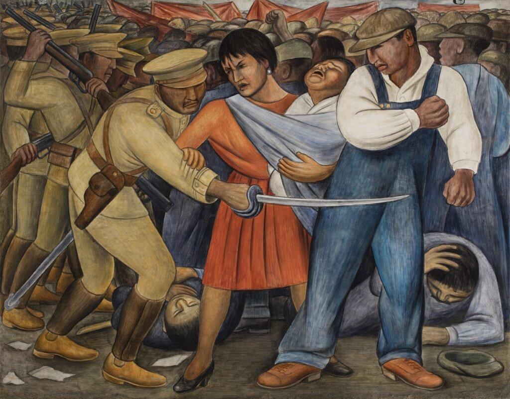 У США відкриється виставка присвячена мексиканським муралістам