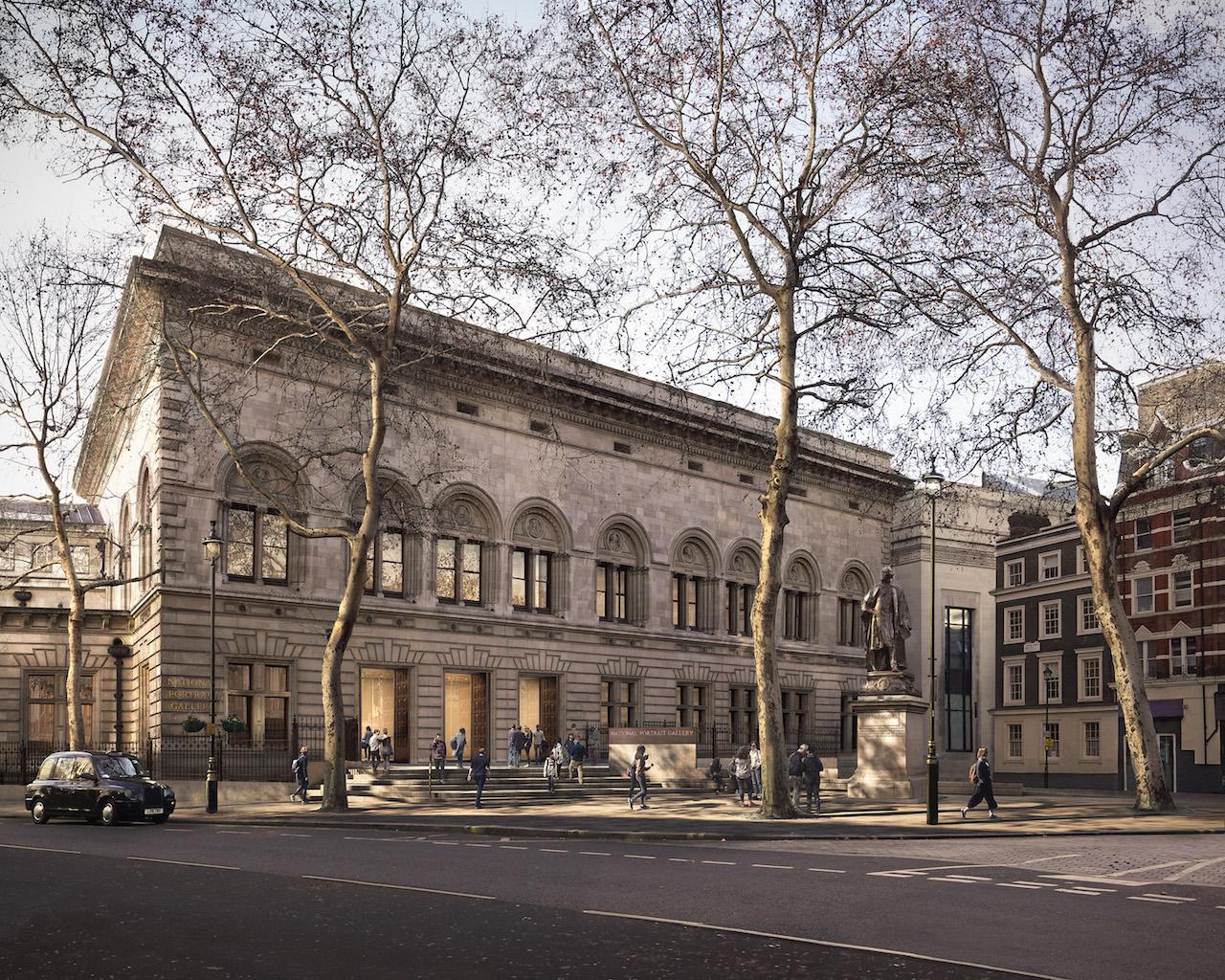 Національну портретну галерею в Лондоні закриють на реконструкцію