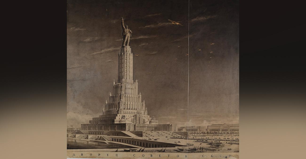 У Канаді відкриється виставка про американізми в російській архітектурі