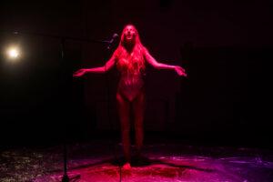 Конспект дискуссии о женщинах в музыкальной индустрии и перформанс как феминистскую художественную практику