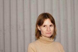 """Леся Кульчинська про силу образу, «Пліт """"Крим""""» та політичне в мистецтві"""