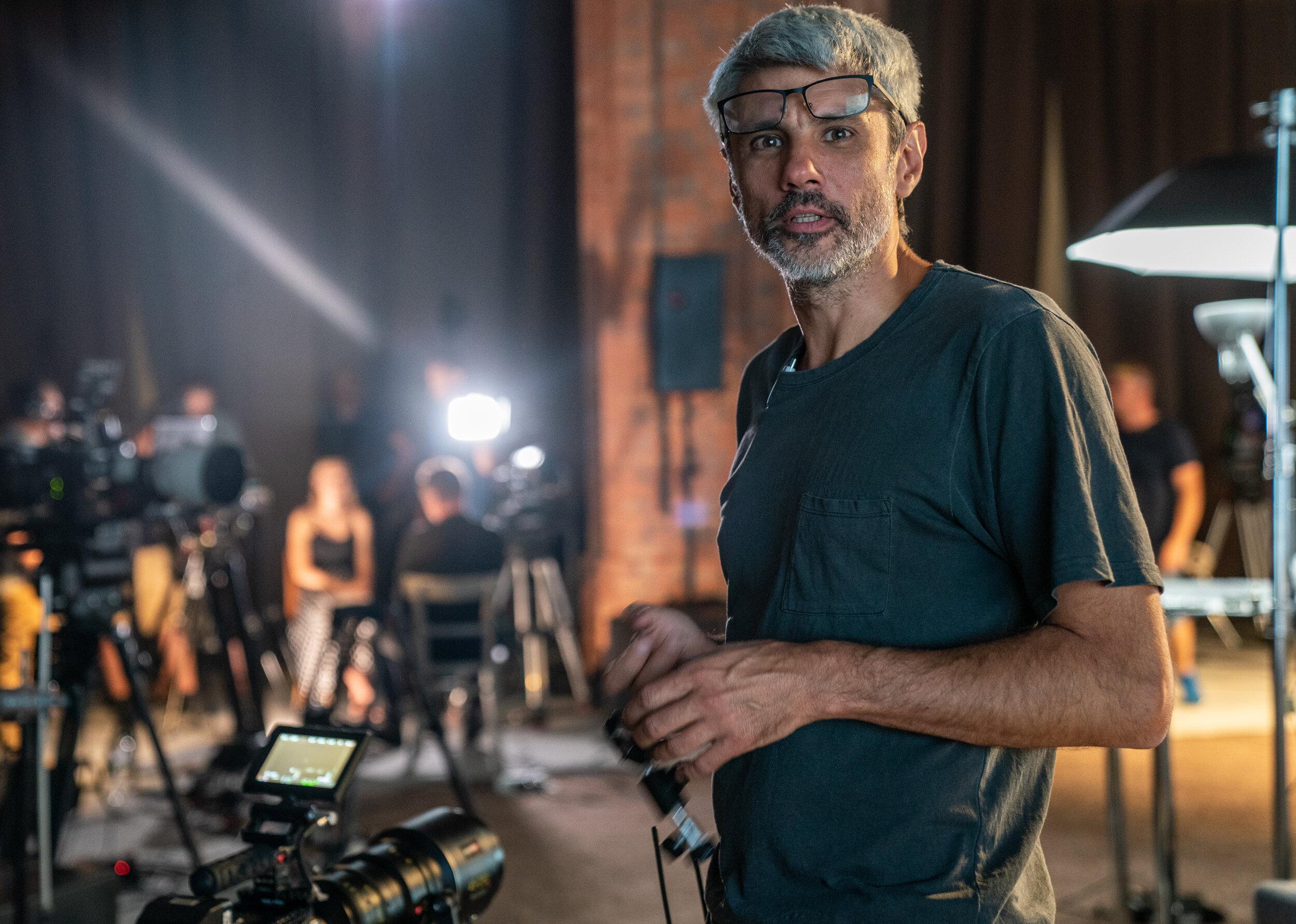 Вадим Ільков: «Я вже давно не думаю про плани, а мислю фільмом»