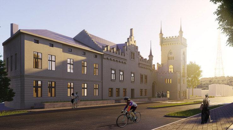 У Львові на колишній фабриці відкриють Центр сучасного мистецтва