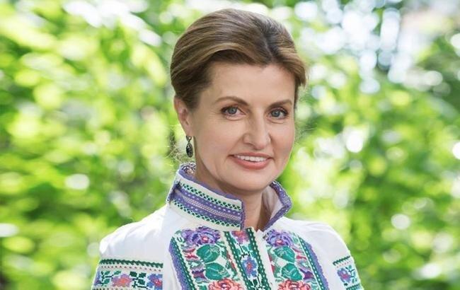 Марина Порошенко подала у відставку з посту голови УКФ