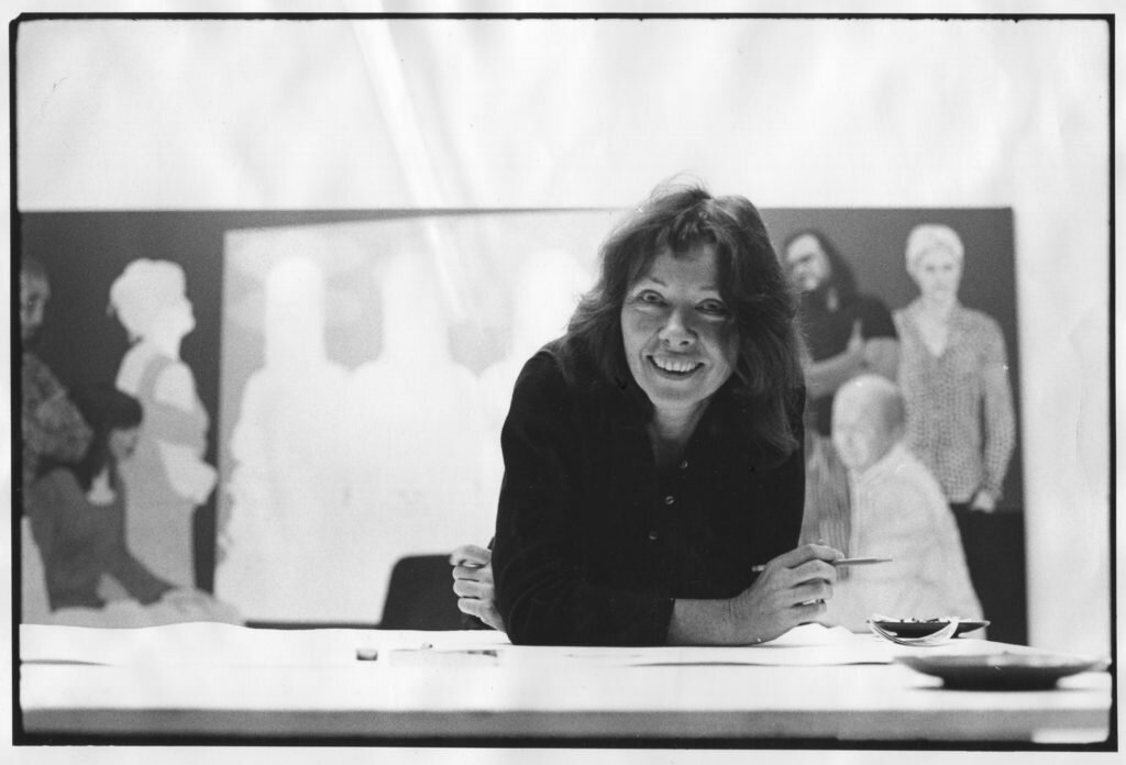 10 найкращих картин художниці-феміністки Мей Стівенс